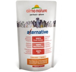 Almo Nature HFC Alternative Cane XSmall-Small / XS-S gr 750 Pollo Fresco e Riso